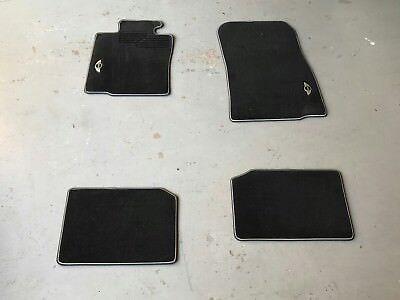 2012 mini Cooper countryman floor mats