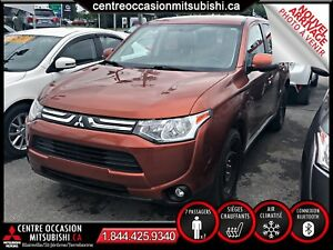 Mitsubishi Outlander SE AWC 4X4 BLUETOOTH/PUSHSTART/7PASSAGERS