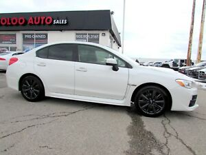 2015 Subaru WRX WRX TURBOCHARGED AWD CAMERA 6 SPEED CERTIFIED