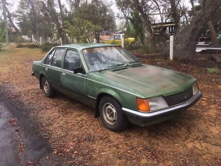 1982 Holden Commodore Sedan VH 104K original