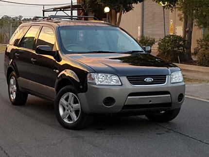 2005 FORD TERRITORY 7SEAT WAGON. ONLY 127,000KMS ONLY Reservoir Darebin Area Preview