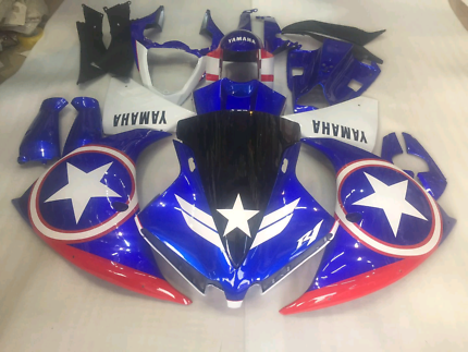 Miscellaneous fairings as low as 400 brand new.