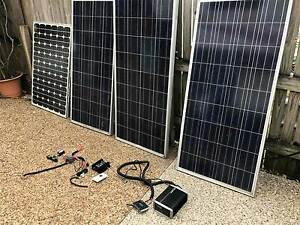 SOLAR PANELS - PL40 CONTROLLER - PROJECTA 35A CHARGER Jacobs Well Gold Coast North Preview