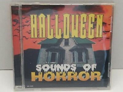 Halloween-sounds, Horror Musik (Halloween Sounds of Horror CD Madacy Entertainment)
