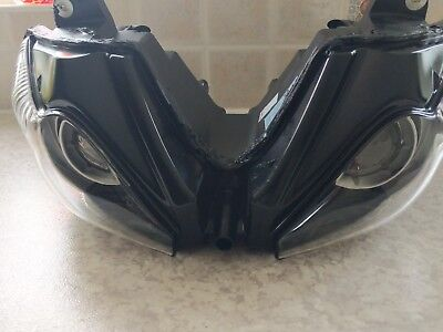 TRIUMPH DAYTONA 675 HEADLIGHT HEADLAMP EURO RIGHT HAND DIP BRAND NEW N