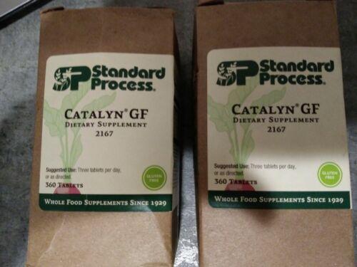 2- Standard Process - Catalyn GF - 360 Tablets