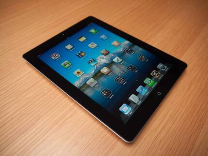 Apple iPad 3rd Generation 16GB, Wi-Fi + 4G Black Excellent Cond Dandenong Greater Dandenong Preview