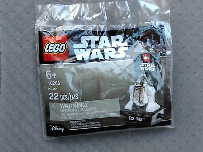 New Sealed Lego Polybag, 40268: R3-M2