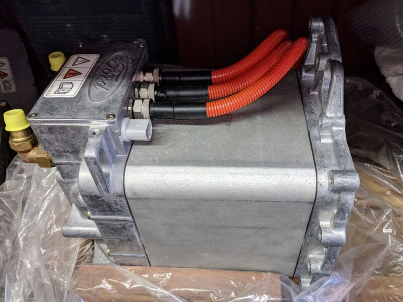 Ford Ranger electric pickup truck EV F8Y8-14bB80 AC drive unit/traction motor