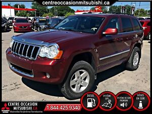 Jeep Grand Cherokee S LIMITED *DIESEL* CUIR/GPS/TOITPANO/DVD/DEM