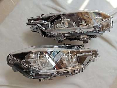 One pair 15 18 BMW 3 series F30 F35 Full LED Headlight with all modules