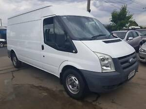 2010 Ford Transit Van TURBO DIESEL MWB HIGH ROOF Williamstown North Hobsons Bay Area Preview