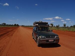 Mitsubishi Challenger 1999, rego expiry 05/07 Cairns Cairns City Preview