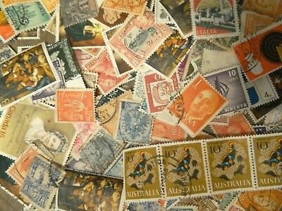Collection of 200 world stamps , ALL DIFFERENT,USED OLD & NEW