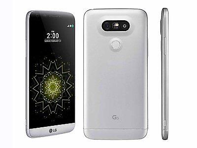 LG G5 VS987 (Latest Model) - 32GB - Silver (Verizon) Smartphone  9/10 Unlocked