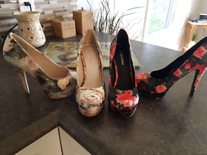 Le Chateau shoes size 6