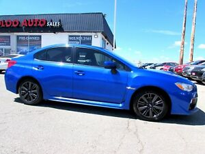 2016 Subaru IMPREZA WRX WRX AWD 6SPD MANUAL CAMERA BLUETOOTH CER