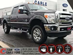 Ford F-350 LARIAT 2016, Toit ouvrant, Cuir