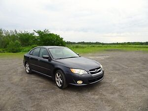 2008 Subaru Legacy AWD w/ very low KM