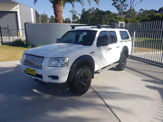 2008 xl ford ranger turbo diesel 5 speed automatic may swap Morisset Lake Macquarie Area Preview