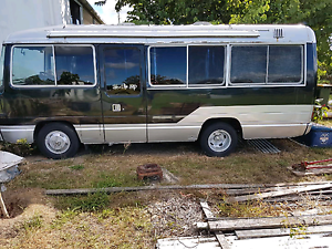 1983 Toyota Coaster motor home . Wamuran Caboolture Area Preview