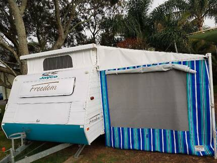Jayco Freedom Poptop 2003 Queanbeyan Queanbeyan Area Preview