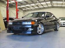 1999 Toyota Chaser 2.5L Turbo sedan Auto JZX 100 Bayswater Knox Area Preview