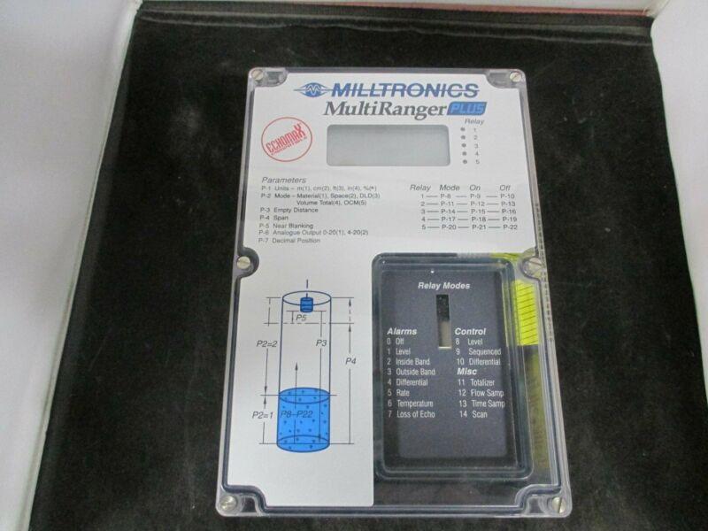 New Siemens Milltronics Multi Ranger Plus Controller-7ML10203EB14
