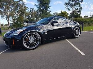 2004 Nissan 350Z Coupe Rooty Hill Blacktown Area Preview