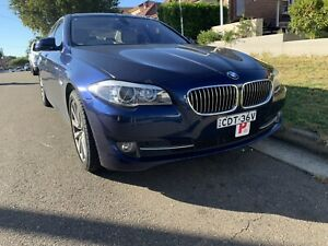 2012 BMW 520D, like new condition