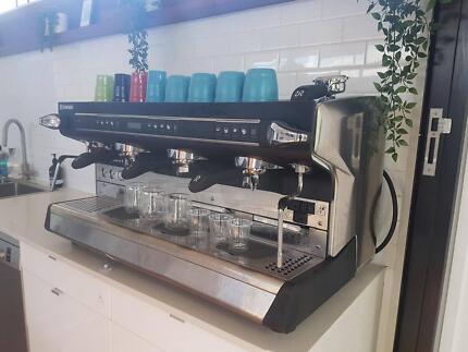 Espresso Coffee Machine - Italian