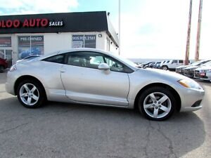 2009 Mitsubishi Eclipse GS Coupe Automatic Certified 2YR Warrant