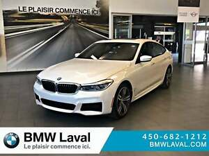 2018 BMW 6 Series xDrive Gran Turismo NAVIGATION, TOIT PANORAMIQ