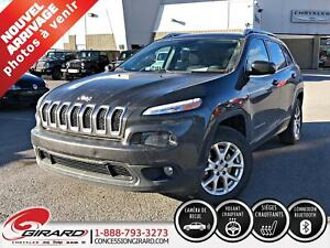 2016 Jeep Cherokee NORTH*PLAN OR 5 ANS/100 000 KM*HITCH*V6*4X4*D