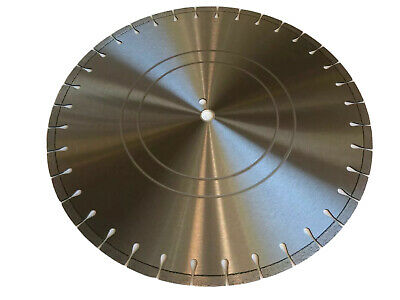 24 Inch Laser Welded Diamond Saw Blade For Cutting Concrete Bricks Stone And