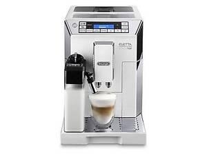 DeLonghi Eletta ECAM 45.760 Espresso & Cappuccino Machine Lower Chittering Chittering Area Preview