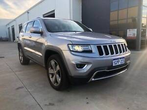 2013 Jeep Grand Cherokee Diesel TURBO Auto  4x4 MY2014!!! Welshpool Canning Area Preview