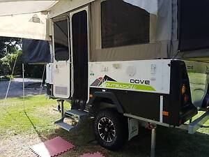 Jayco Dove Outback 2014 Narre Warren South Casey Area Preview