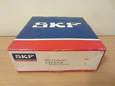 Skf 5313c3 Angular Contact Bearing Double Row