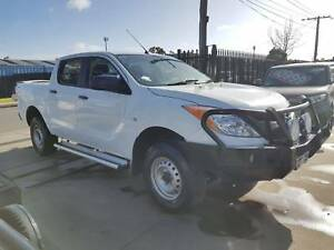 2013 Mazda BT-50 Duel Cab Ute TURBO DIESEL 4X4 Williamstown North Hobsons Bay Area Preview
