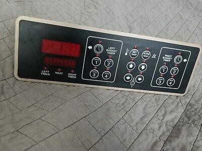 Giles Fryer Pcb Control Board 20326 Controller Watlow N7 Eof Gbf N7ge-1000-22ac