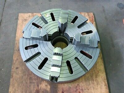 Bison 20 Independent 4 Jaw Lathe Chuck