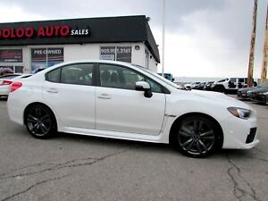 2017 Subaru WRX WRX LIMITED AUTOMATIC NAVIGATION CAMERA CERTIFIE