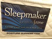 Sleep Maker Posture Supreme Firm - Double Bed Mulgrave Monash Area Preview