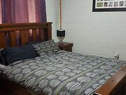 Solid timber bedroom suite Bray Park Pine Rivers Area Preview