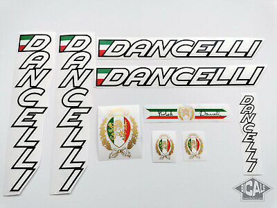 PAOLINI decal set sticker complete bicycle FREE SHIPPING