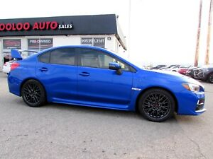2016 Subaru IMPREZA WRX STI STI AWD TURBO CAMERA BLUETOOTH CERTI