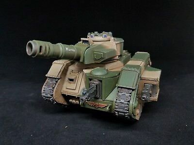 Warhammer 40k Leman Russ Battle Tank - Painted