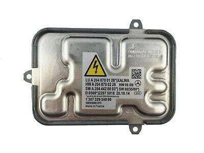 Mercedes W204 C Class S204 T-Model Headlight Ballast Control Unit 2048700126 New