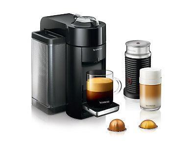Nespresso ENV135BAE Vertuo Evoluo Coffee Espresso Cappuccino Machine by Delonghi